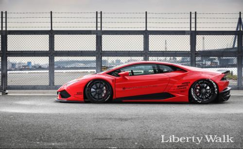 Lamborghini Huracan Liberty Walk Ver.2 Body Kit