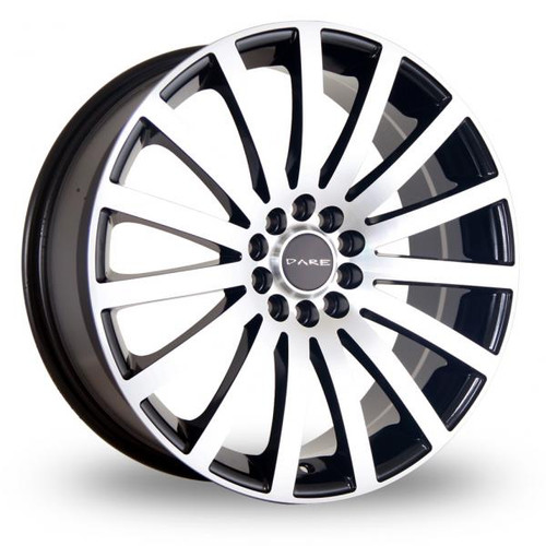 "17"" Alloy Wheels Dare madisson"
