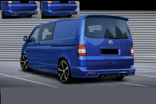 Volkswagen T5.1 PH Rear Bumper