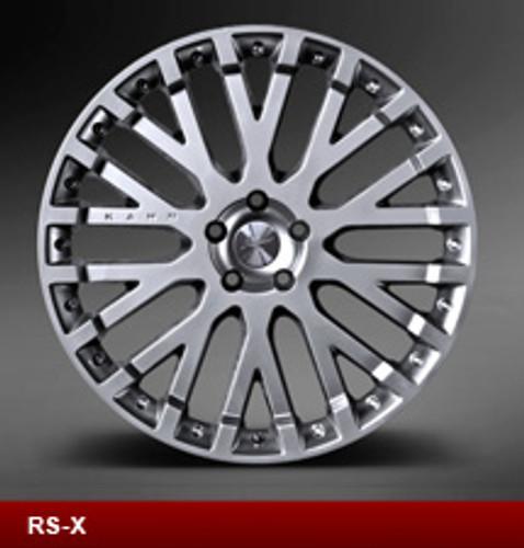 """22"""" Alloy Wheels Kahn RSX"""