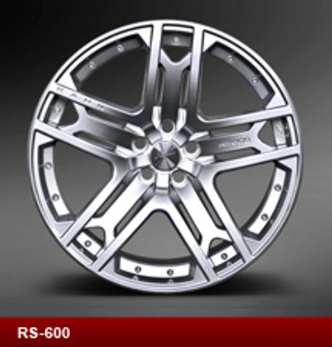 """22"""" Alloy Wheels Kahn RS600"""