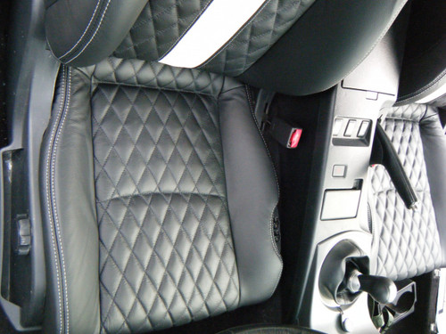 Nissan 350Z Leather Re-Trim