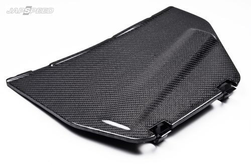 Nissan Skyline R35 GTR Carbon Fibre Battery Cover