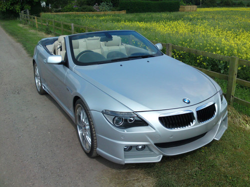 BMW 6 Series E63/E64 Meduza Aerodynamic Bodykit