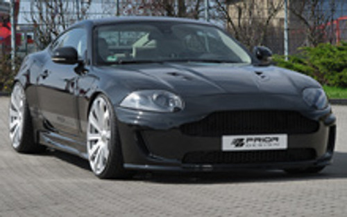Jaguar XK/XKR Prior Design Aerodynamic Bodykit