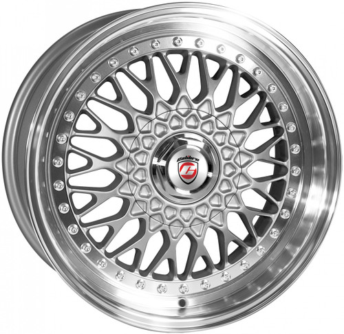 "18"" Calibre Vintage Alloy Wheels"
