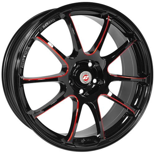 "17"" Calibre Friction Alloy Wheels"