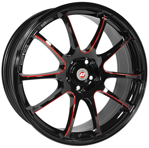 "18"" Calibre Friction Alloy Wheels"