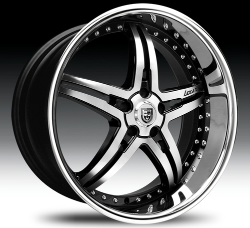 "20"" Lexani LX-15 Alloy Wheels"