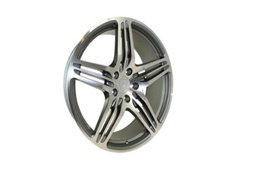 "19"" Alloy Wheels T834 Porsche Staggered"