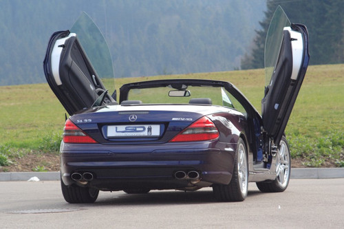Mercedes SL Class LSD Door Conversion Kit