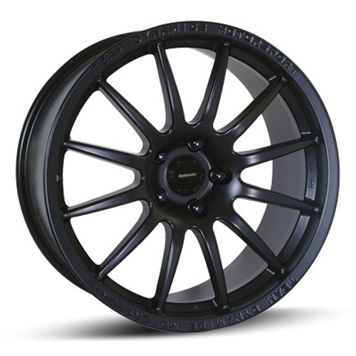 "15"" Team Dynamics Pro Race 1.2 Alloy Wheels Black"