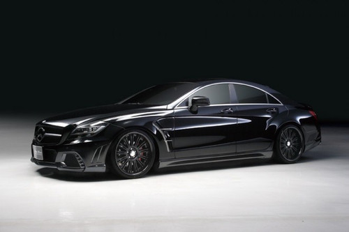 Mercedes CLS 63 AMG WALD International Aerodynamic Bodykit