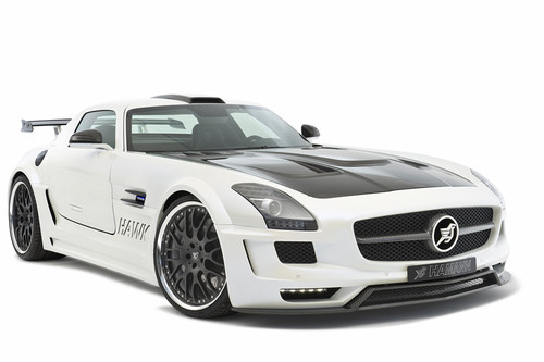 Mercedes SLS C197 Hamann Aerodynamic Styling Body Kit