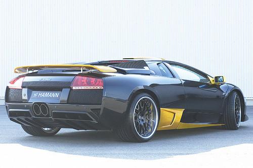 Lamborghini Murcielago Hamann Aerodynamic Styling Body kit
