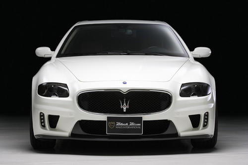 Maserati Quattroporte Sports Line Black Bison Edition Body Kit