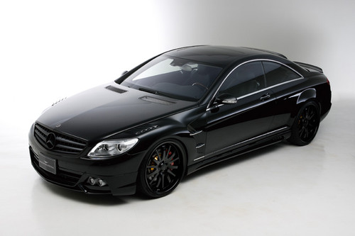 Mercedes CL-Class Wald International Aerodynamic Body Kit