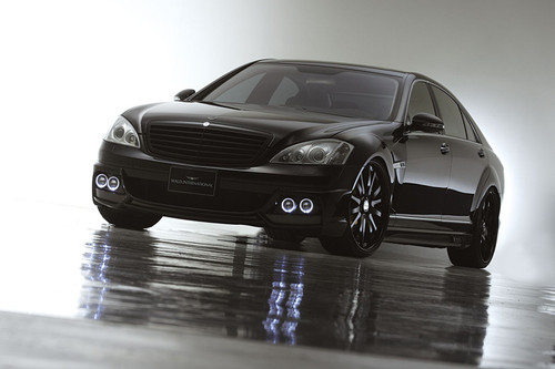 Mercedes S Class Body Kit WALD International