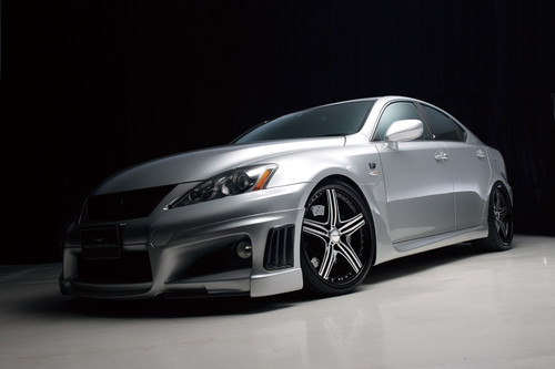 Lexus ISF Wald Aerodynamic Body Kit