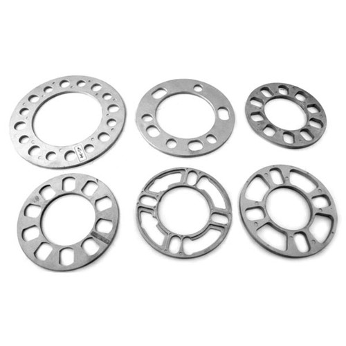 5mm Universal Spacer Pack of 2 4 and 5 stud Vehicles