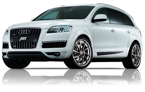 Audi Q7 ABT Body Kit