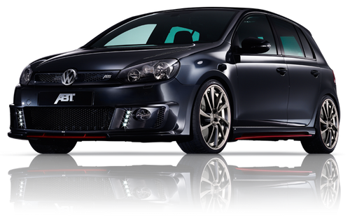Volkswagen Golf GTI/GTD ABT Aerodynamic Body Kit