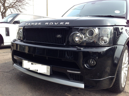 Range Rover Sport Grill
