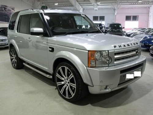 Landrover Discovery 3 HST Body kit