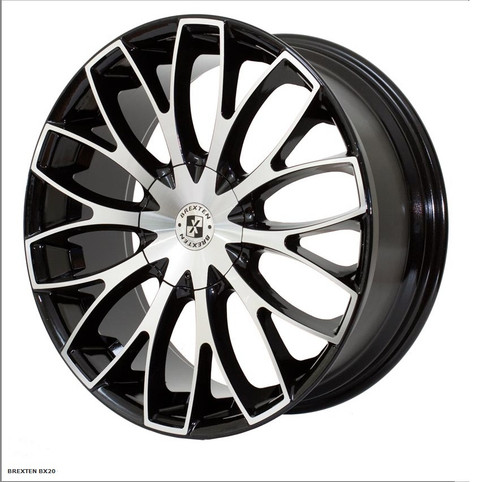 Brexten BX-20 Alloy Wheels