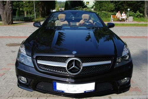Mercedes SL 63 AMG Style Body kit 2001-2008