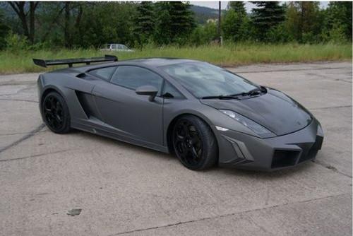 Lamborghini Gallardo Reventon Style Body kit