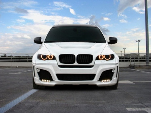 BMW X6 Body Kit  by MEDUZA