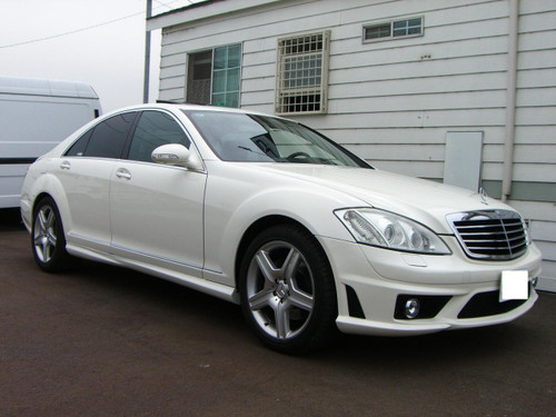 Mercedes S65 AMG Body kit