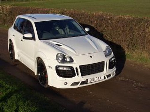 Porsche Cayenne Body kit