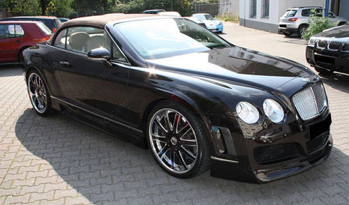 Bentley Continental GT Premier 4509 Body Kit
