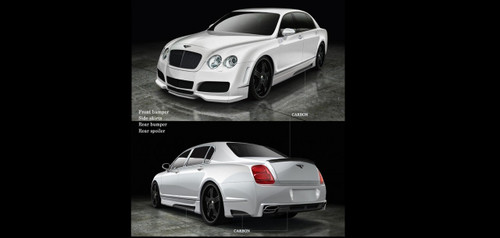 Bentley Continental Flying Spur Premier 4509 Body Kit