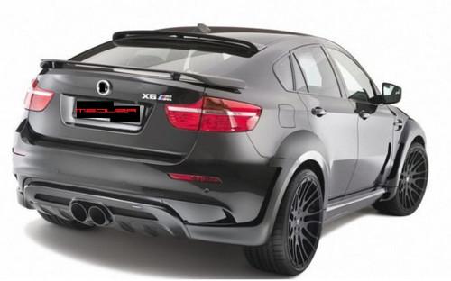 BMW X6 Boot Spoiler
