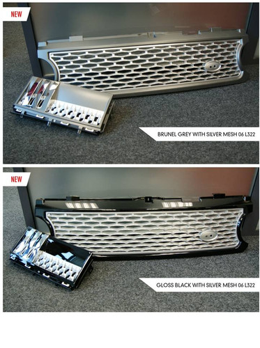 Range Rover Vogue Autobiography Style Grill and Side Vents