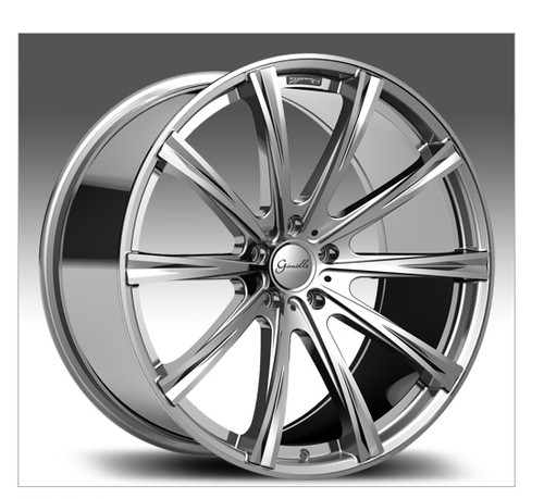 Gianelle Cuba 10 Alloy Wheels
