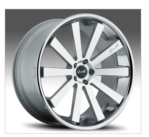 Gianelle Santo 2SS Alloy Wheels