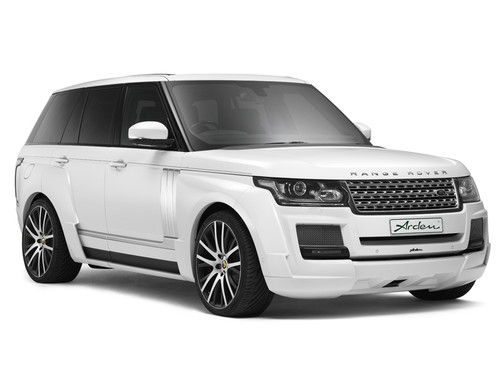 Range Rover Vogue 2013 Arden AR9 Wide Body Kit