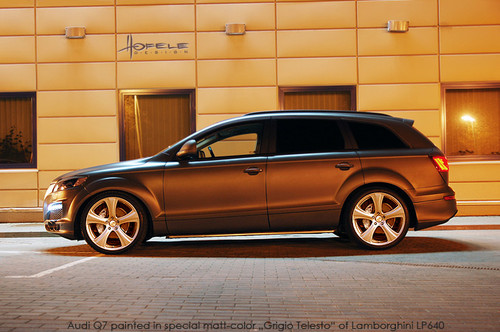Audi Q7 Hofele Design Body Kit GT770 Type 4L pre facelift