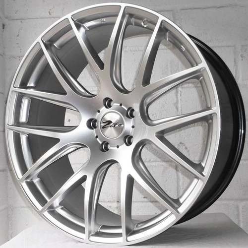 "Zito 935 22"" Alloy Wheels Silver"