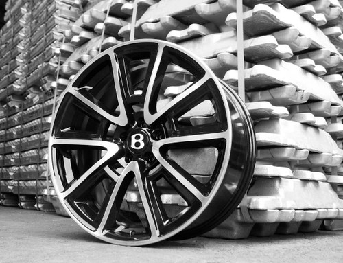 "SSR 20"" Alloy Wheels Bentley GT GTC"