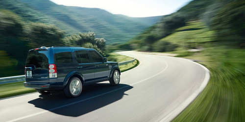 Landrover Discovery 3/4 Facelift conversion