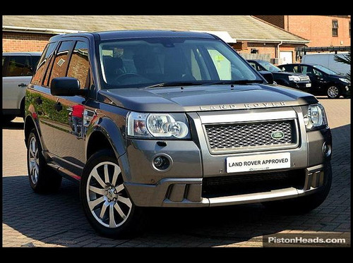 Freelander 2 HST Body kit Genuine Landrover