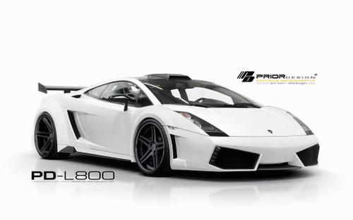 Lamborghini Gallardo Prior Design PD-L800 Wide Body kit