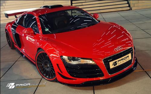 Audi R8 Prior Design PD GT650 Body kit