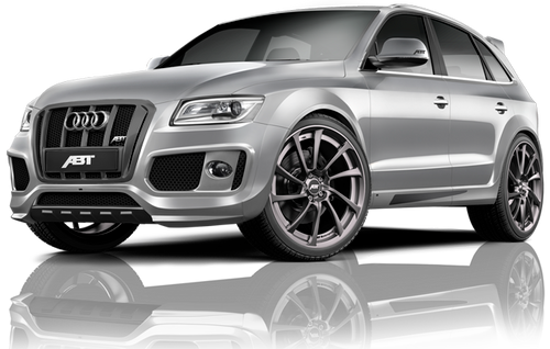 Audi SQ5 ABT Body kit