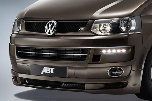 Volkswagen T5 Facelift ABT Front Spoiler